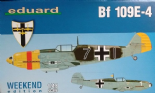 EDK84153  1/48 Messerschmitt Bf-109E-4 Weekend